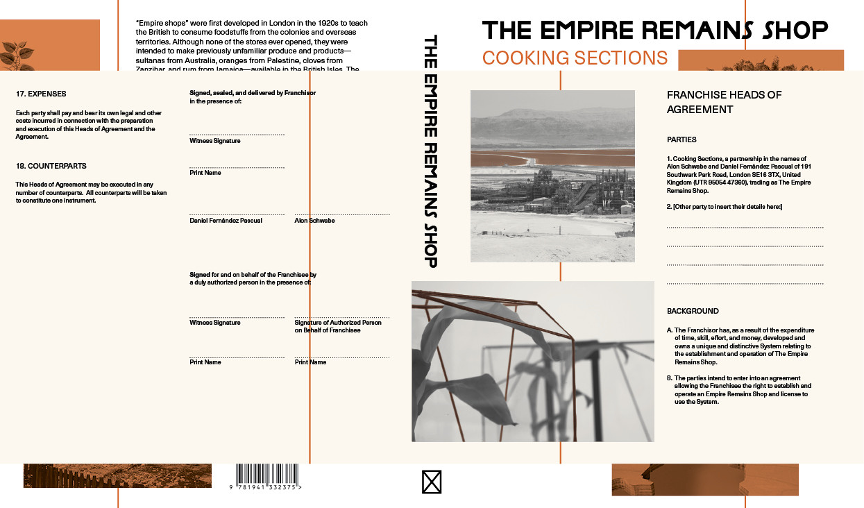 The Showroom | Book launch: The Empire Remains Shop